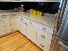 Kitchen Counter Tops - Warrner http://www.thekitchensofsk.com/warrner.html