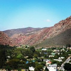 At the foot of the Langeberg mountains on the eastern edge of the Cape Winelands, lies the charming village of Montagu. The town has an… Wonderful Places, Beautiful Places, Sa Tourism, Provinces Of South Africa, Cape Town South Africa, Great Restaurants, Old World Charm, West Africa, Countries Of The World