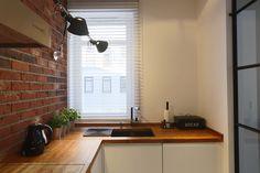 kitchen, white, scandi