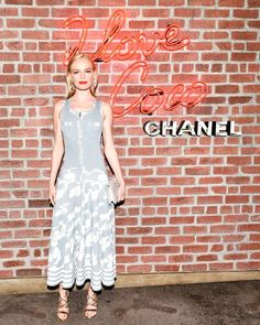 From Kate Bosworth to Dakota Fanning, here's a peek at Chanel's A-list clad I Love Coco Party, plus a look at more pre-Oscar parties: