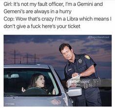 As a Libra can confirm