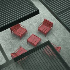 CHILLY B by miramondo - a straight but innovative piece of furniture for public or private space. Diamond Life, Street Furniture, Louis Vuitton Damier, Innovation, Public, Steel, Space, Benches, Floor Space