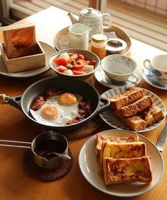 英式早午餐