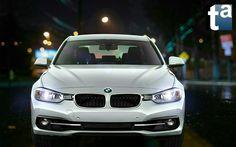 061 - BMW CITY LIGHTS #BMW 3 Series #328i xDrive 2016 #Automotive