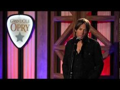 Urban Developments: Episode 122: Keith Urban @Grand Ole Opry Induction