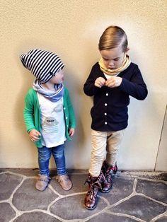 b34ecfc4294 Beau Hudson Beau Hudson Husky Scarf - Butter Kids Fashion Boy