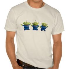 Toy Story 3 - Aliens Shirt