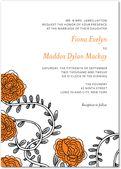 Dahlia Daydream:Begonia  (Bright pink version)  Wedding Paper Divas