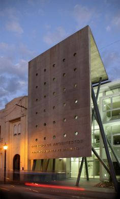 Sede Colegio de Arquitectos de Santa Fe / Gabriel Biagioni, José Giolongo, Javier Mendiondo, Sergio Pecorari, Luis Pessoni, Ramiro Piva