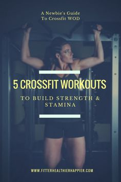 5 Crossfit Inspired Workouts