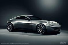 007 - AstonMartin DB10