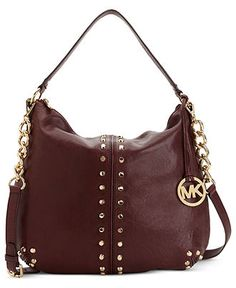 MICHAEL Michael Kors Handbag, Astor Uptown Large Shoulder Bag - MICHAEL Michael Kors - Handbags  Accessories - Macy's