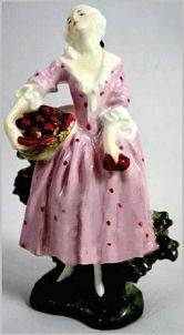 Royal Doulton Figurine Masquerade HN600