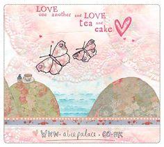 love tea and cake [no.115 of 365]