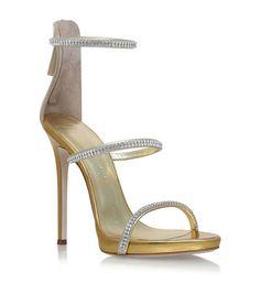 Shoes: Heels Giuseppe Zanotti Colline Stiletto Sandals 110 #giuseppezanottiheelssandals
