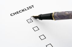 Create a checklist with all that you need  and review it before go to camping