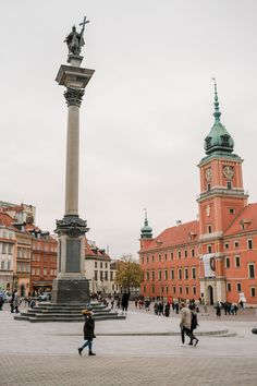 A 72 hour look at Warsaw, Poland with photographer Kelley Hudson. Beautiful Streets, Beautiful Places, Poland Travel, Travel Netherlands, Denmark Travel, Cities, Old Town Square, Warsaw Poland, Europe