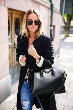 Classy • wearing Charlize Watches via @kristinsundberg