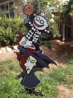 Halloween Yard Art, Fairy Halloween Costumes, Disney Halloween, Outdoor Halloween, Halloween Crafts, Halloween Countdown, Halloween 2019, Diy Costumes, Halloween Makeup