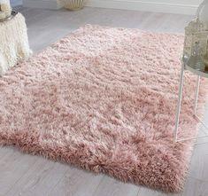 Arte Espina d/'un épais Tapis Fourrure Simili Doux Confortable vieux rose 80x150cm