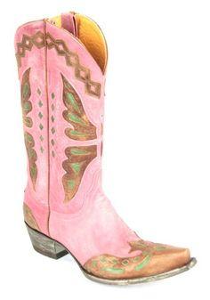 Old Gringo Monarcha Boots from Teskeys.com