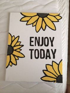 easy painting ideas on canvas; painting ideas on canvas for beginners; canvas painting ideas for kids. Simple Canvas Paintings, Easy Canvas Art, Easy Canvas Painting, Mini Canvas Art, Cute Paintings, Diy Canvas, Painting Art, Custom Canvas, Dorm Canvas Art
