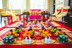 Offering Tea And Food To Their Ancestors Is A Traditional Part Of Cambodian Weddings