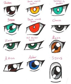 Looking for different eyes? I got you covered! Anime Drawings Sketches, Cartoon Drawings, Art Drawings, Drawing Art, Space Warriors, Graffiti Lettering, Drawing Skills, Art Reference, Pokemon