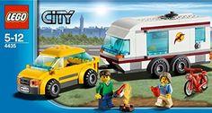 Lego City 4435 - Campingwagen » LegoShop24.de
