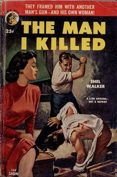 """The Man I Killed"" 