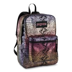 Jansport Basic Backpack, found this kinda plain but still really ...
