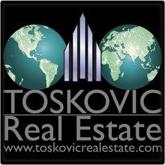 """""""TOSKOVIC Real Estate"""" www.toskovicrealestate.com"""