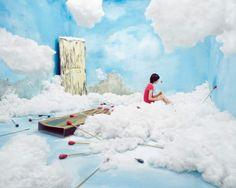 Ilusiones de 3,6 x 4,1 x 2,4 metros | EL PAÍS Young Lee - La pequeña chica de las cerillas