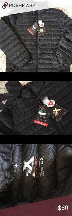 ZeroXposur Brand New Winter Jacket ZeroXposur Brand New Jacket!  Warm & can be folded into a neck pillow while traveling! ZeroXposur Jackets & Coats Performance Jackets