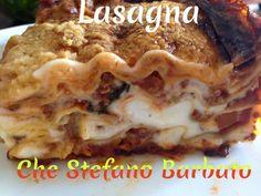 http://www.chefstefanobarbato.com/it/lasagna-bolognese/ #lasagna   Ricetta #foodblogger #chef