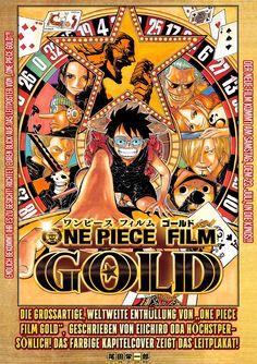 One Piece Manga Kapitel 817