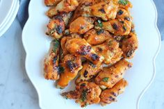 Extra Spicy Honey-Sriracha Chicken Wings | KitchenDaily.com