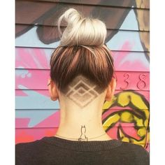 undercut ideas women design mandala - Google Search
