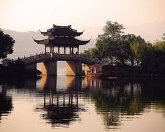 West Lake, Hangzhou, Zhejiang China