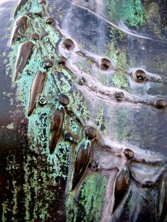 patina by lakeisha Foto Macro, Rust Never Sleeps, Rust Paint, Peeling Paint, Rusty Metal, Abstract Photography, Texture Art, Wabi Sabi, Textures Patterns