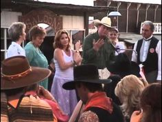 The Little House on the Prairie reunion 2005 (Tombstone) 1 - YouTube