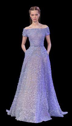 Elie Saab - S/S 14 Haute Couture http://www.eliesaab.com/#/en/haute-couture/ss-2014/32/1