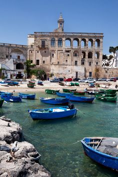 San Vito near Polignano A Mare Hopefully by the time you read this I will be floating in the Greek equivalent of the water above! I have been wa