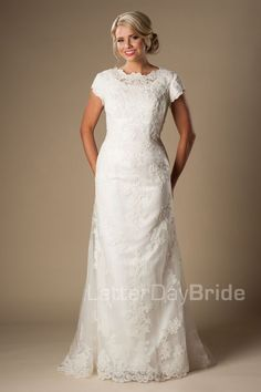 268 best Bridals - Temple Ready images on Pinterest in 2018 | Dress ...