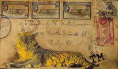 Belize Mail letter
