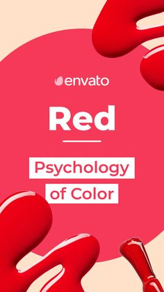 Want to learn how to evoke all the emotions of the rainbow using color? We're bringing you the top color palettes for 2021 and the color psychology behind them. Starting with the color #RED....