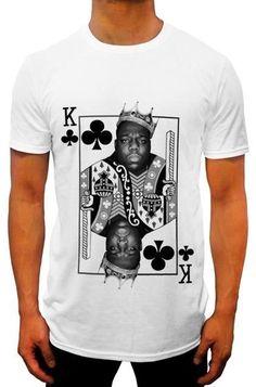 """""""BIGGIE SMALLS' Hip Hop T-shirt"""