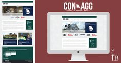 Con-Agg of Missouri Web Design by Igniting Business #webdesign http://conagg-mo.com/