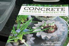 Concrete Garden Products Book