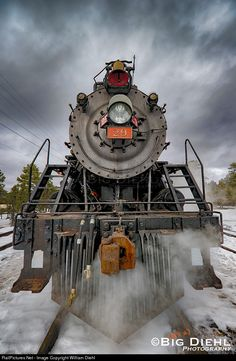 RailPictures.Net Photo: GCRY 29 Grand Canyon Railway Steam 2-8-0 at Grand Canyon , Arizona by William Diehl